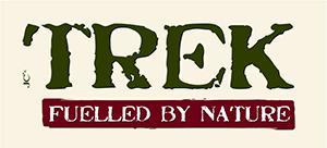 TREK Fuelled by nature logo